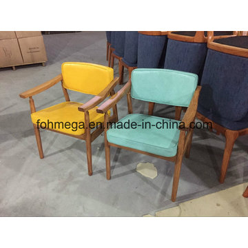 Modern Cool Wood Clinic Visitor Chair (FOH-BCC33)