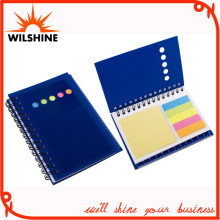 Customized Colorful PP Cover Spiral Notebook/Note Pad for Promotion (PPN222)