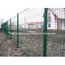 V-Folds Welded Wire Fence