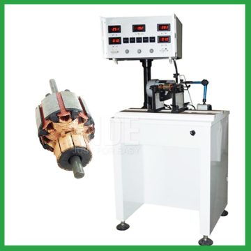 Auto positioning Rotor balancing machine
