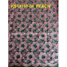 Wholesale Cotton Lace Fabric/Cord Lace Fabric/Lace Fabric