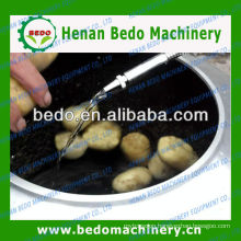 commercial potato carrot peeling machine with high peeling rate