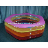pvc indoor inflatable swimming pool