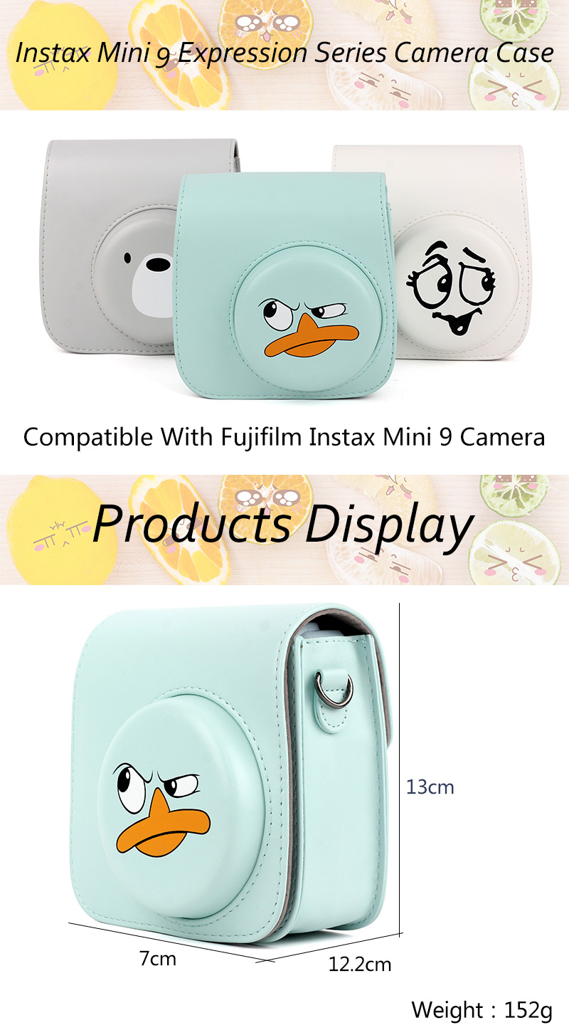 Angry Duck Instax Mini 9 Case