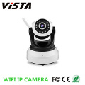 720p Wifi CCTV Video bebek monitörü P2P IP kamera mikrofon ile
