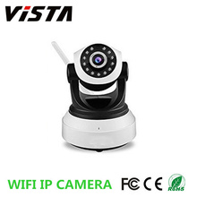 720p Wifi CCTV Video bayi Monitor P2P Ip kamera dengan Mic