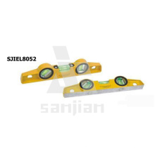 Sjie8052 Aluminum Mini Brige Spirit Level