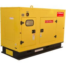 Generador silencioso diesel de alta calidad (BU30KS)