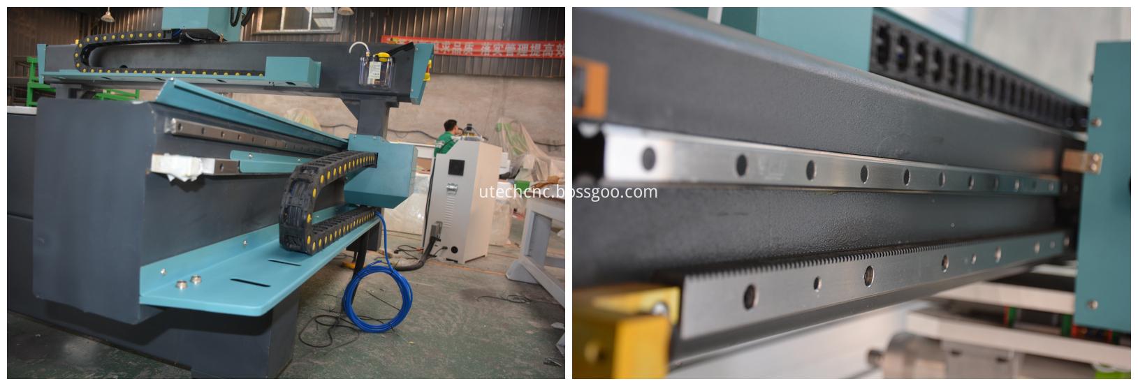 aluminum cnc machining service