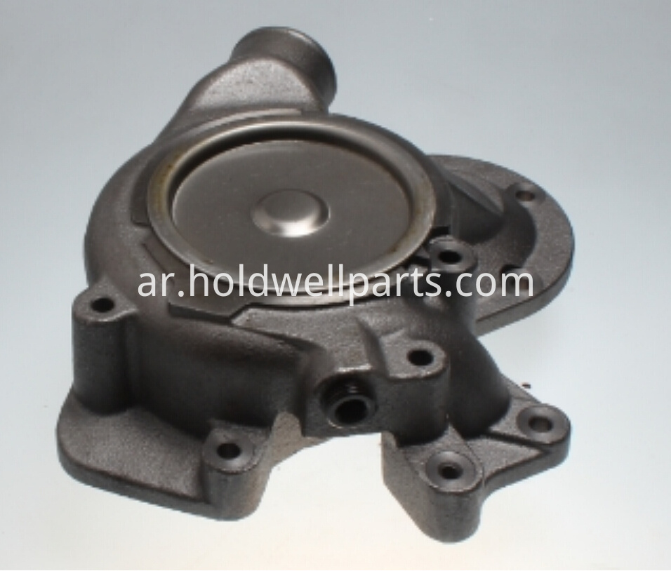 Construction cooling pump 6672782 for Bobcat loader 2