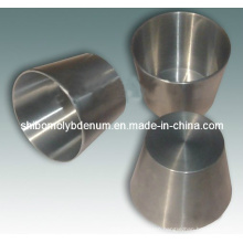 Smooth Forged Tungsten Crucibles for High Temperature Furnace