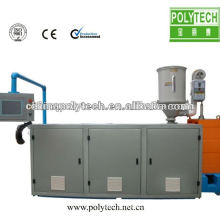 SJ single screw plastic extruder series