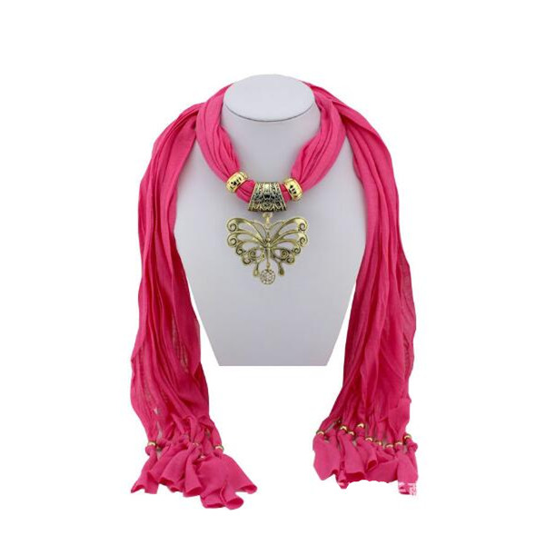 Jeweled Scarf