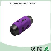Haut-parleur Bluetooth mini sans fil portatif avec éclairage LED