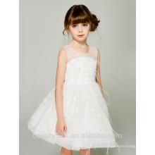 sexy school girl short dress scoop neckline sleeveless baby dresses ED763