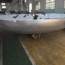 Hot sale Factory for Stainless Steel Torispherical Head Stainless steel Silo's dished end export to Benin Exporter