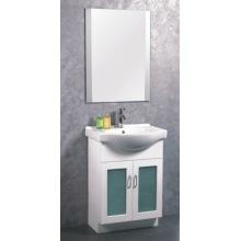 Mobilier d'armoires de salle de bains en MDF de 60 cm (C-6301)