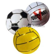 PVC aufblasbarer Strandfußball