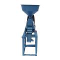 DONGYA 6N-40 4001 Heat treatment steel roller  automatic rice mill machine