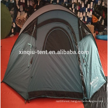2017 hot selling 3 man double layer pop up tent