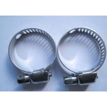 American Type Stainless Steel Hose Clamp 8mm Width for Sewa