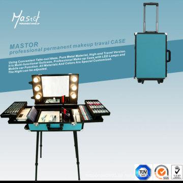 Mastor Professional Neuer Design Traval Koffer für Permanent Make-up