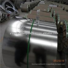 660-1250mm width galvanized steel coil JCX-A3