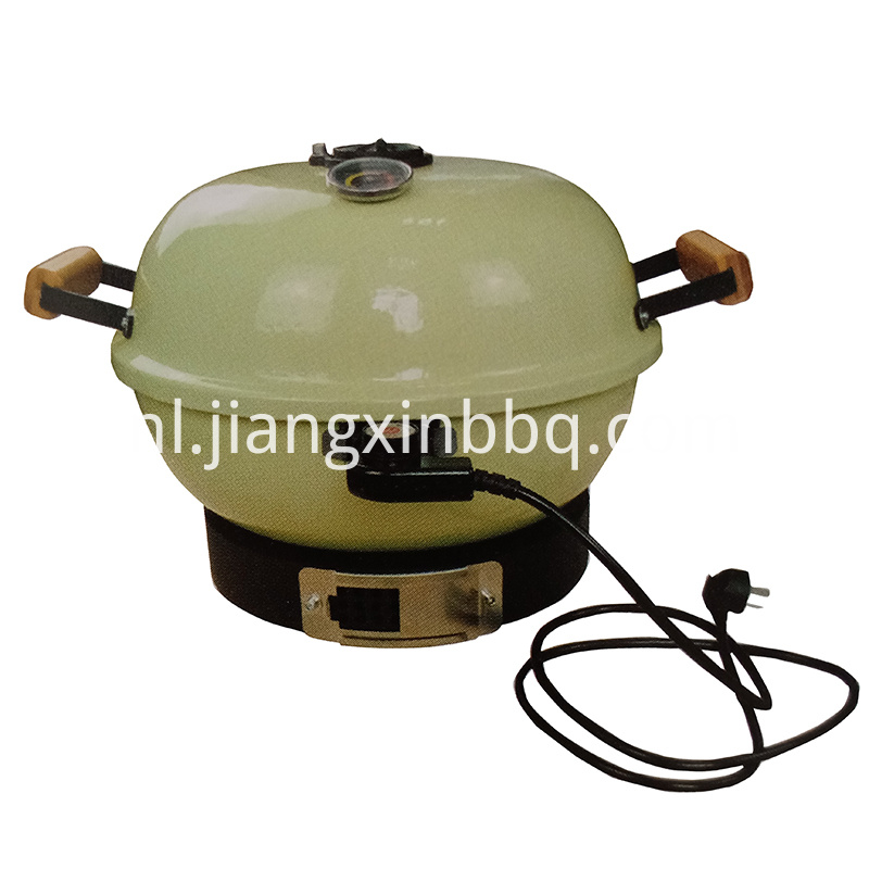18 Inch Electric Charcoal Grill