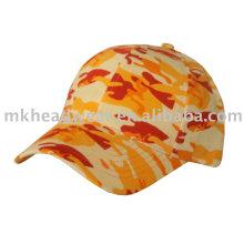 Camouflage Look Cap