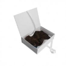 Caja de cajones deslizante para embalaje de extensión de cabello