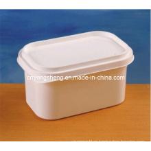 Molde para envases de alimentos con inyección de plástico