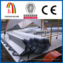 bolt screw joint arch steel roof panels making machine