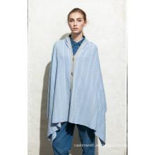 abrigos y chales calientes de moda del invierno con precio bajo