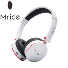 1 for 2 Connect to Mobile Foldable Earbuds Bluetooth Headphone 880