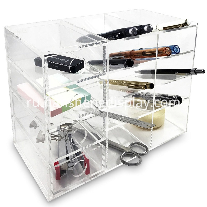 Clear Acrylic Magazine Display