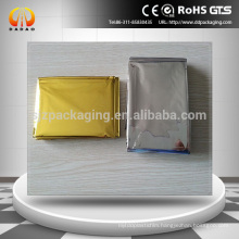 High Quality Silver Emergency Blankets For marathon Runner