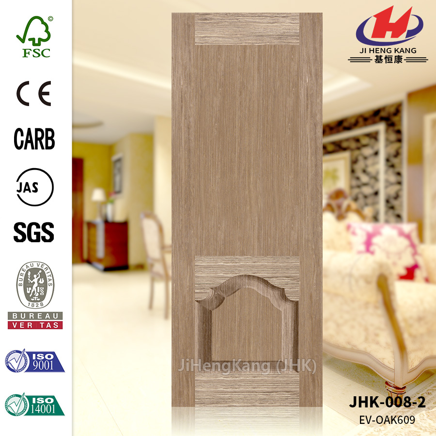 South America OAK Veneer HDF Door Skin