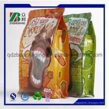 Plastic Animal Feed Packaging Bag for Dog Food Packaging