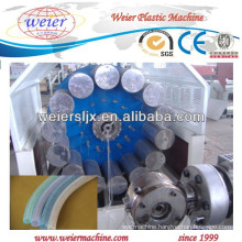 PVC fiber reinforced hose extrusion line