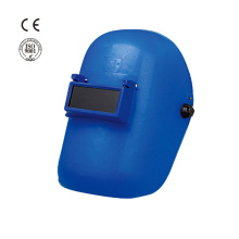 Industrial safety plastic welding mask