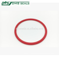 Gleitringdichtung Hydraulikzylinder Dichtung Rot Silikon Gleitdichtungen