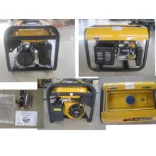 Generador de gasolina trifásico del cantante 2.5kw con Ce (WH3500-B)