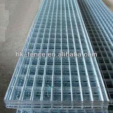 Гальванизированная сваренная панель ячеистой сети 2440 (8') х 1220 (4') x25mm х 75мм х 2,5 мм