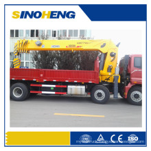 XCMG 20 Ton Truck Mounted Crane (articulated boom/knuckle boom) Sqz600k