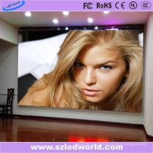 Painel video da tela da parede do diodo emissor de luz do arrendamento de alta definição magro interno / exterior HD2.5 da cor para anunciar (CE RoHS FCC CCC)