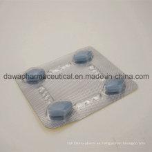 Tabletas para la disfunción eréctil del realce sexual masculino