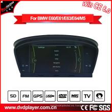 Hla8808 Auto GPS DVD para BMW 5er E60 E61 Navegación Win Ce 6.0