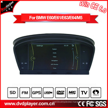Hla8808 Auto GPS DVD for BMW 5er E60 E61 Navigation Win Ce 6.0