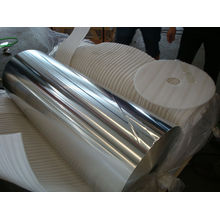 Бытовая алюминиевая / алюминиевая фольга с различными размерами, сплавом, температурой