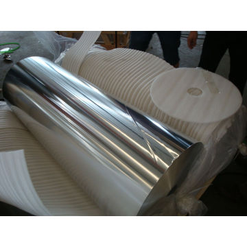 Small Roll / Jumbo Roll Household Aluminium Foil for Food Packaging Ho Temper